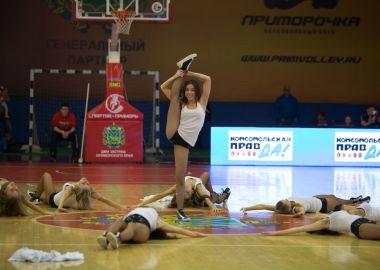 «Спартак-Приморье» вышел в плей-офф