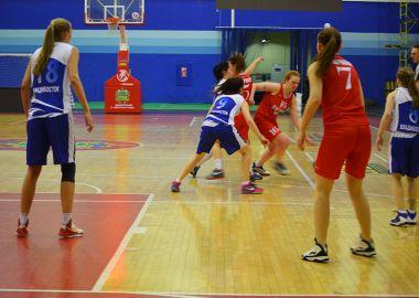 Баскетболистки ДВФУ вышли в плей-офф Чемпионата АСБ России