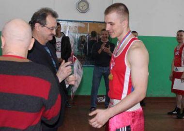 Чемпионат Приморского краевого общества «Динамо» по боксу прошел во Владивостоке