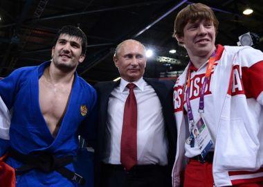В Хабаровске ждут Владимира Путина на чемпионате России по дзюдо