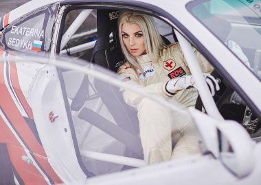 Екатерина Седых примет участие в первом этапе Российской Дрифт Серии