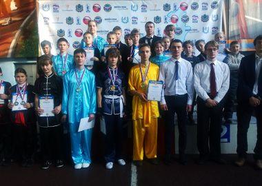 Владивостокские ушуисты сразились за призы