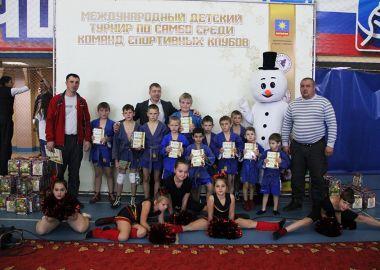 В международном детском турнире самбисты сойдутся «стенка на стенку»
