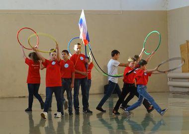 В Фестивале детского спорта Спасского района участвовали восемь команд