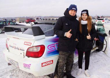 Приморские автогонщики выступят на самом зрелищном зимнем ралли Дальнего Востока «Амур-Зея 2017»