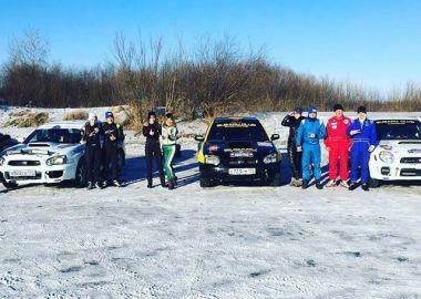 Приморский экипаж стал серебряным призером первого этапа Чемпионата ДФО по авторалли-2017