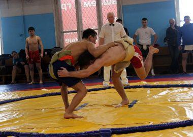 Чемпионат Дальнего Востока по сумо состоялся в Приморье