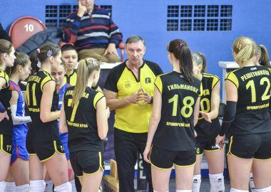 «Приморочка» в первом матче выиграла всухую куйбышевский «Олимп»