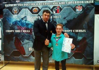 Приморские спортсмены отличились на Всероссийских соревнованиях спорта слепых и с ПОДА