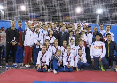 Тхэквондисты из Приморья собрали урожай медалей на всероссийских соревнованиях