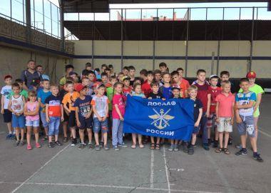 В Лесозаводске Всероссийский Олимпийский день отметили турниром по стрельбе и дартсу