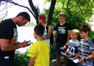 Всероссийский олимпийский день отметили в Приморье
