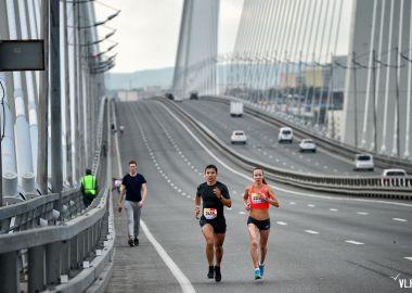Открыта регистрация для участия во Втором международном Владивостокском марафоне «Мосты»