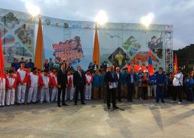 В Приморье стартовали Юношеские спортивные игры стран Азиатско-Тихоокеанского региона