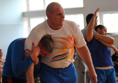 Александр Карелин проведет урок борьбы в рамках ВЭФ в Приморье
