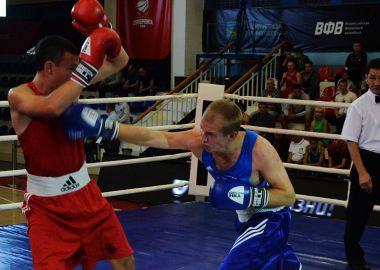 Во Владивостоке назвали имена победителей Всероссийского турнира по боксу