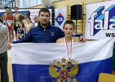Юные приморские борцы сумо завоевали золотые медали Первенства Европы