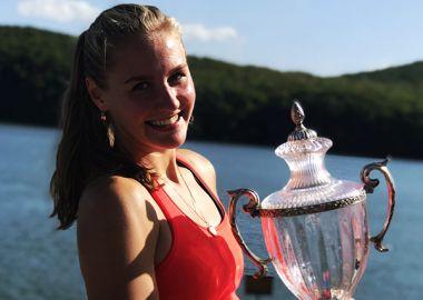 Лариса Аракчеева: «Спорт и море - это то, без чего я не представляю свою жизнь!»
