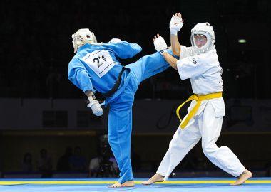 Кудоисты Дальнего Востока начинают борьбу за путевки на Чемпионат мира-2018