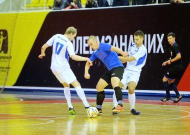 Зональное Первенство России по мини-футболу завершилось во Владивостоке