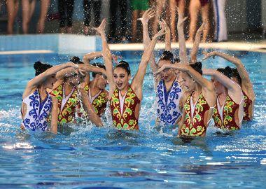Первенство Приморского края по синхронному плаванию пройдет во Владивостоке
