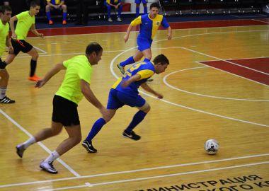 Товарищеские матчи между командами администраций Приморья и Владивостока завершились итоговой ничьей