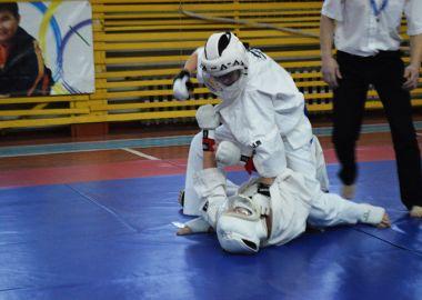 В Якутске прошли первые соревнования среди кудоистов