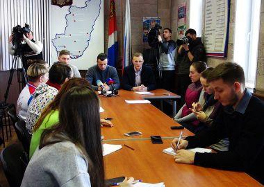 Приморцы выступают в поддержку российских спортсменов-олимпийцев