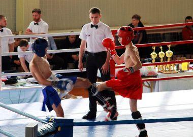 Лесозаводские кикбоксеры завоевали 36 медалей на краевом турнире