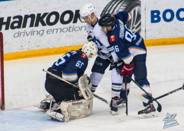 «Тайфун» во второй встрече переиграл московское «Динамо»