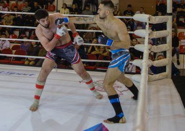 Приморцы заняли первое командное место в Чемпионате и Первенстве ДВФО по смешанному боевому единоборству ММА