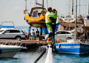 Более пяти тысяч человек посетили юбилейную выставку катеров и яхт Vladivostok Boat Show