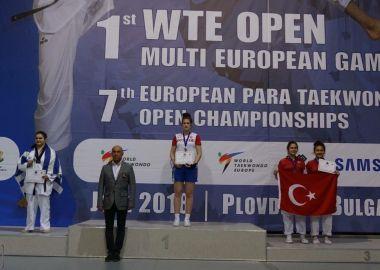 Приморские тхэквондисты выиграли золотые медали на Первых Мульти-Европейских играх