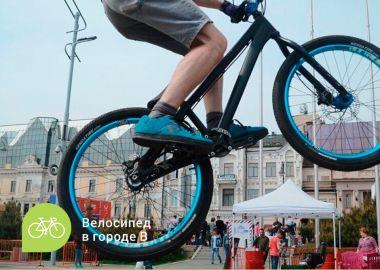 Большой велофестиваль пройдет во Владивостоке 23 июня