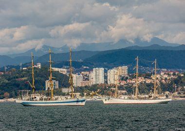 Объявлена программа мероприятий «СКФ Дальневосточной регаты учебных парусников 2018» во Владивостоке