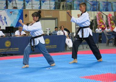 Приморские тхэквондисты выиграли медали на Первенстве России и международном рейтинговом турнире в Корее