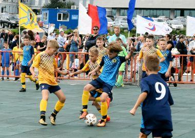 Физкультурно-спортивный фестиваль в Приморье посвятили годовщине окончания Второй мировой войны