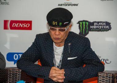 Генеральный менеджер D1GP Оя Тошиюки: «Ожидаю победы российского пилота»