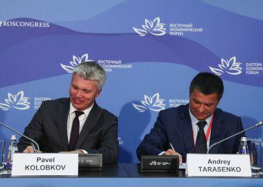Подписано соглашение о сотрудничестве в области физической культуры и спорта между Минспортом России и Правительством Приморского края