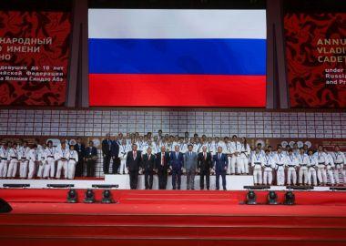Сборная России победила на международном турнире по дзюдо в Приморье