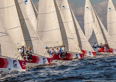 На акватории Амурского залива пройдет V этап Высшего дивизиона Национальной парусной Лиги