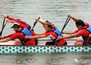 Приморцы стали лучшими на международных соревнованиях по гребле на лодках «Дракон» в Шанхае