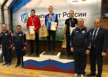 Две бронзовые медали выиграл приморский ориентировщик на Чемпионате России