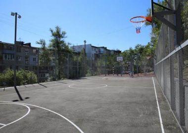 Жители Эгершельда могут протестировать новую спортплощадку