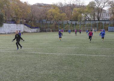 У футбольного клуба «Луч» появится свой стадион