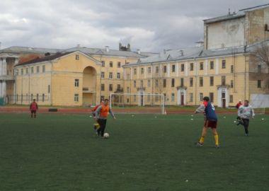 Команда «Фантазия» - победитель краевого первенства по футболу среди ветеранов