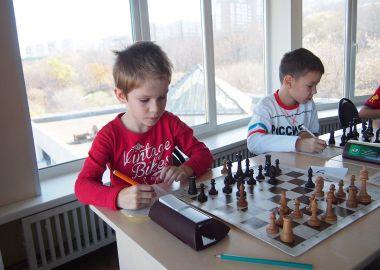 Сильнейшие юные шахматисты Дальнего Востока борются за главные награды