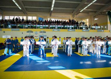 Приморские кудоисты разыграли награды Первенства и Чемпионата края