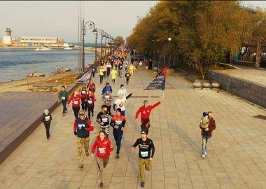 Представители спортивной общественности Приморья приняли участие в благотворительном забеге