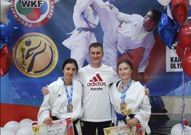 Спортсмены из Находки завоевали 15 золотых медалей на дальневосточных соревнованиях по каратэ WKF